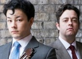 Ben Johnson (Tenor) & Sean Shibe (Classical Guitar)