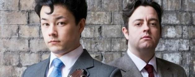 Ben Johnson (Tenor) & Sean Shibe (Classical Guitar)