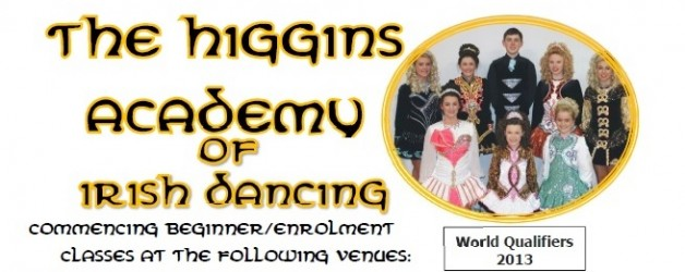 The Higgins Academy of Irish Dancing