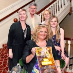 Cara featured with violinist Marion Power, Declan Foley Waterford Male Voice Choir, Jacqueline Hutchinson of Dulcet and Catherine Power Musical Director of the Edmund Rice Choral Society