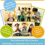 Edmund Rice Centre - September 2014